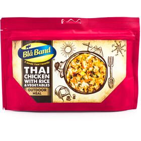 Blå Band Thaikyckling med ris och grönsaker